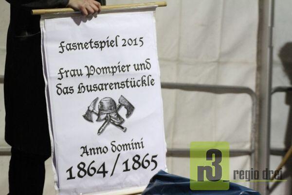 Närrische Festspieltage in Wolfach.