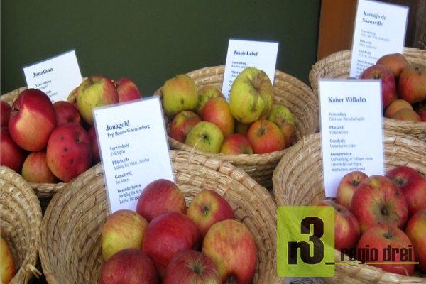 Apfel- und Kartoffelmarkt auf dem Hofgut Serrig