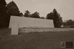 Denkmal für die gefallenen aliierten Soldaten.