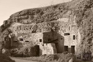 Das Fort Douaumont.