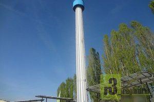 Aussichtsturm im Freizeipark Ravensburger Spielland