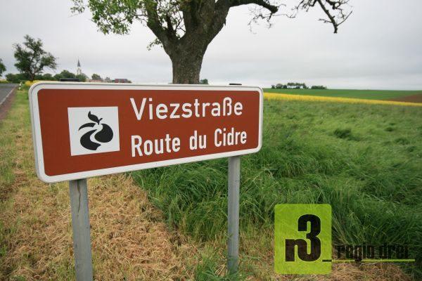 Viezstrasse: Apfelfest auf dem Saargau