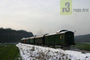 Winterfahrten mit der Museumeisenbahn Merzig-Losheim. Winterfahrten mit der Museumeisenbahn Merzig-Losheim.