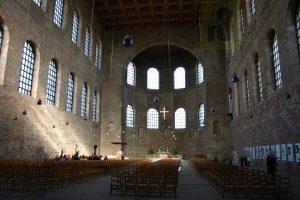 Trier: Konstantin-Basilika -Evangelische Kirche zum Erlöser
