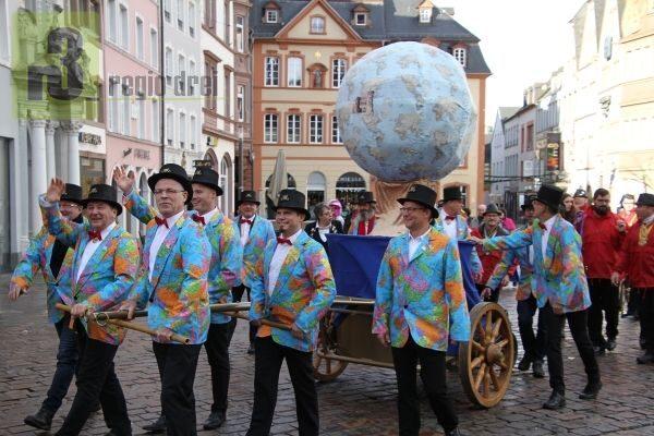 Trierer Karneval: Sessionseröffnung 2018.