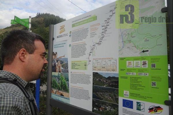 Wandern Saar-Riesling-Steig