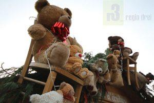 Weihnachtsmarkt in Sierck les Bains mit einem besonderen Flair.