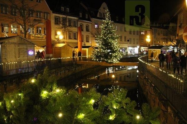 Christkindlmarkt Saarburg 2018