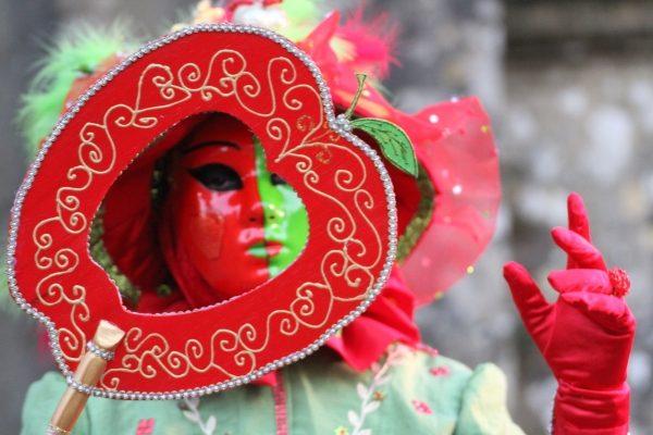 Venezianischer Karneval in Longwy.
