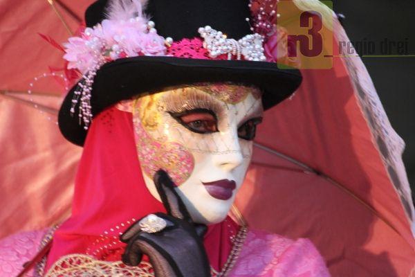 Karneval in Longwy.