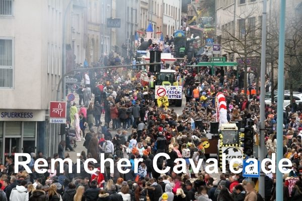 Cavalcade in Remich
