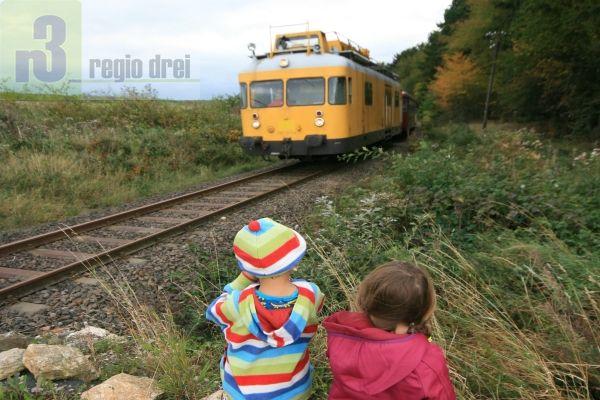 Der Saar-Hunsrück Express