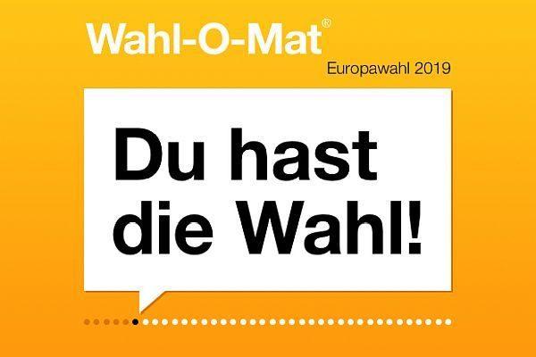 Wahl-O-Mat Europawahl 2019