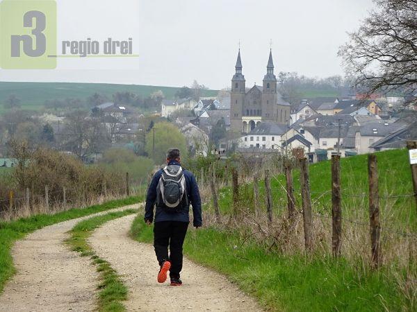 Moselsteig – Tour 2 – Palzem – Helfant – Wincheringen – Rehlingen – Köllig – Nittel (16,4 km)