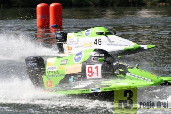 Erneut ist Traben-Trarbach Austragungsort eines Motorsport Highlights.