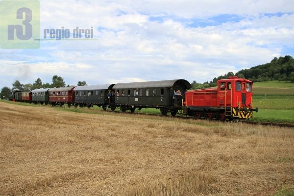 Eisenbahnnostalgie