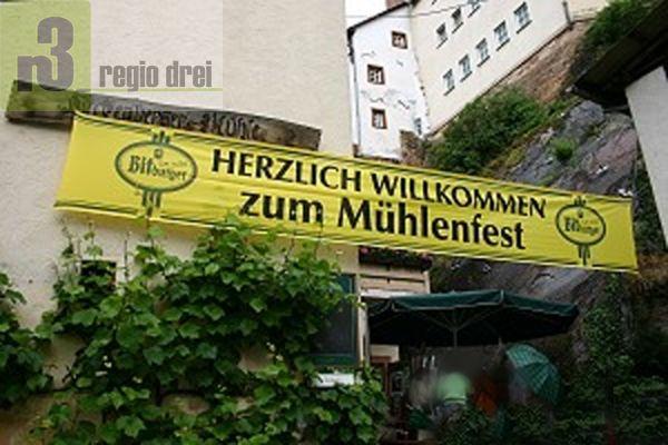 """Mühlenfest am 10. Juni 2019 im Mühlenmuseum """"Hackenberger Mühle"""" in Saarburg."""