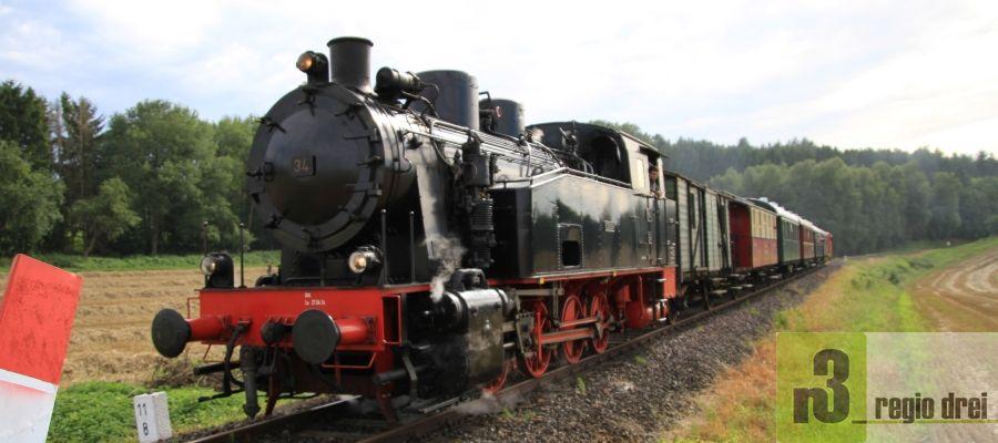 Museums-Eisenbahn-Club Losheim mit Sonderfahrten und Fotozug