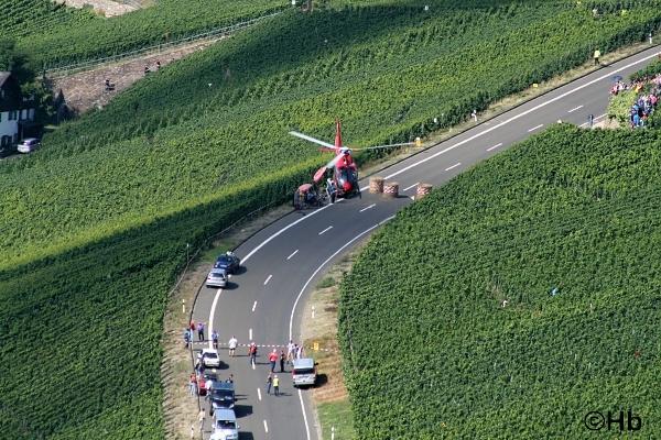 Die ADAC Rallye Deutschland ist 2019 auch auf rheinland-pfälzischem Gebiet unterwegs.