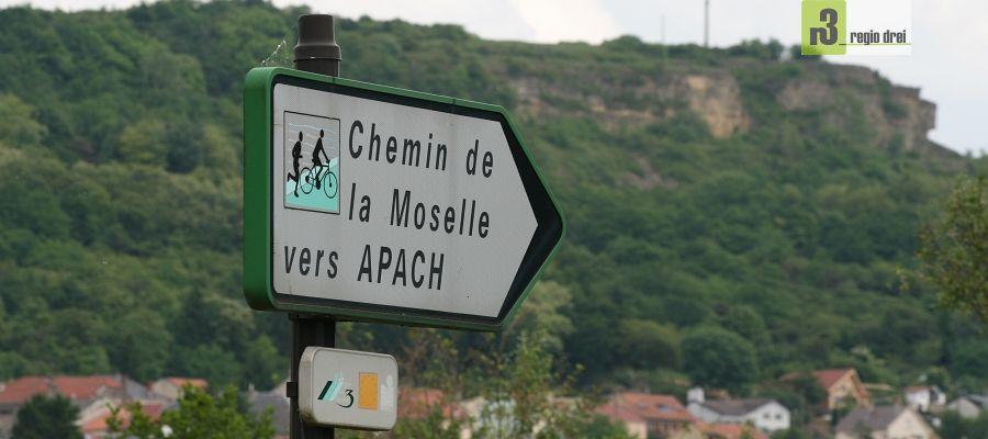 """Moselweg """"Chemin de la Moselle"""""""
