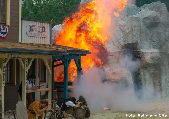 Auch 2020 erwartet die Karl May Freunde spannende Szenen in Eging am See. Allerdings dann, in einer neuen Karl May-Festspielinszenierung.