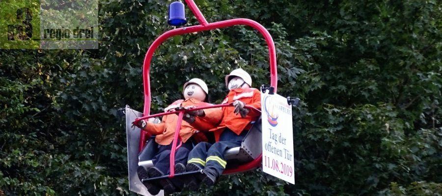 Tag der Offenen Tür der Freiwilligen Feuerwehr Saarburg 2019