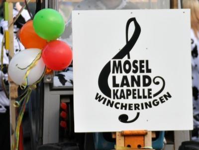 3x11 Jahre KCW vom 09. -10.08.2019, Samstag ab 15.11 Uhr, großer Jubiläumsumzug durch Wincheringen, danach AfterZugparty und wildes Feiern auf dem Schulhof der Grundschule Wincheringen.