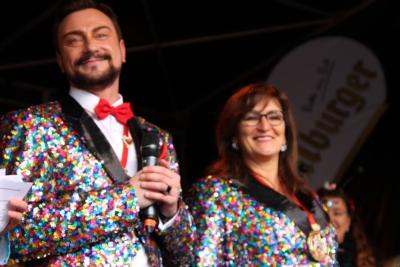 Harald Junkes und Marion Silano werden künftig die Närrinnen und Narren in Trier anführen.