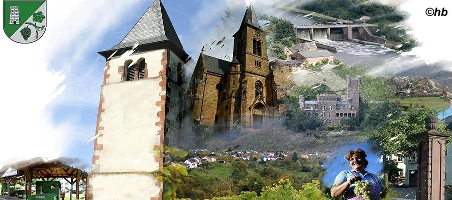 Serrig an der Saar - Tor zum Saarwein