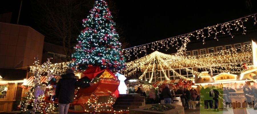 Weihnachtsmarkt in Merzig an der Saar