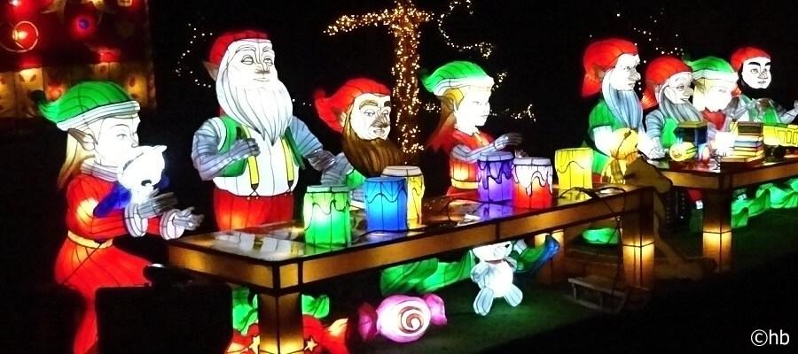 An 4 Wochenenden im Dezember: Weihnachtsmarkt in Sierck-les-Bains