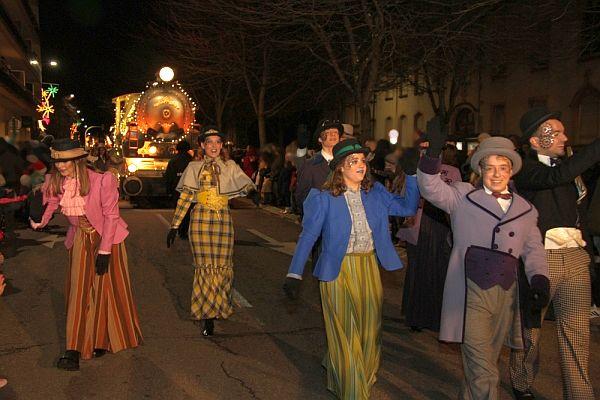 La Grande Parade de Noël à Thionville