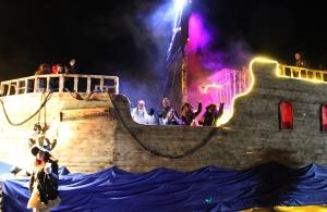 Zum letzten Mal zog in Saarburg 2018 ein  leuchtender Lindwurm durch die Nacht. Die traditionsreiche Veranstaltung gibt es nun am Nachmittag in der Stadt an der Saar.