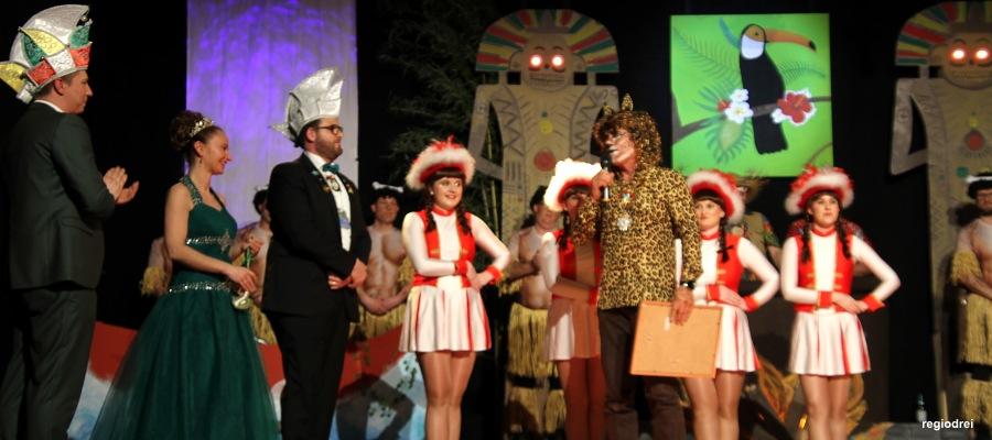 Karnevalsorden der Serriger Karnevalsgesellschaft für Andreas Meier