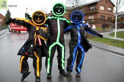 Karnevalsumzug in Freudenburg 2020