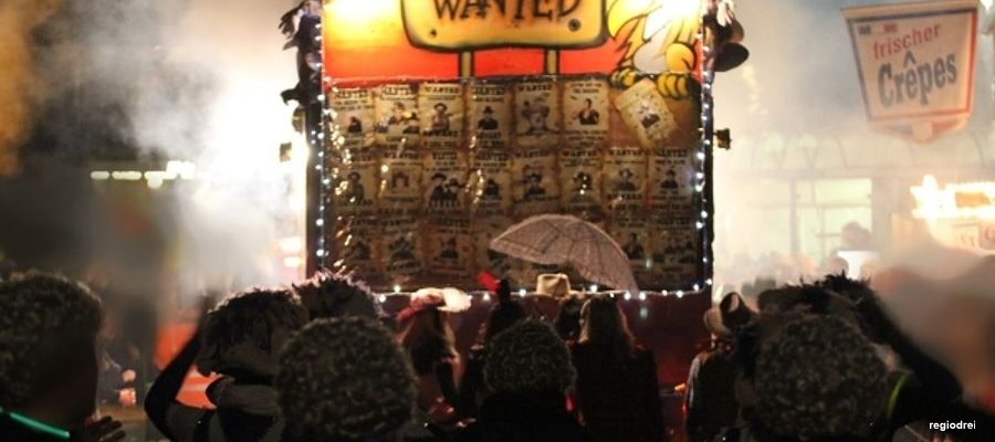 Karneval in der Region - Nachtumzüge