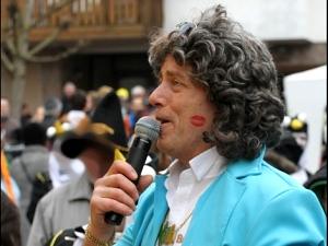 Andreas Meier war auch viele Jahre im Serriger Straßenkarneval aktiv. Für sein langjähriges Engagement in der Serriger Fastnacht wurde er nun von der Serriger Karnevalsgesellschaft mit einem  Orden geehrt.  Archiv/Foto: Herbert Bruxmeier
