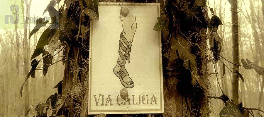 Via Caliga: Auf den Spruren der Römer - Römischer Wanderweg Palzem-Wincheringen
