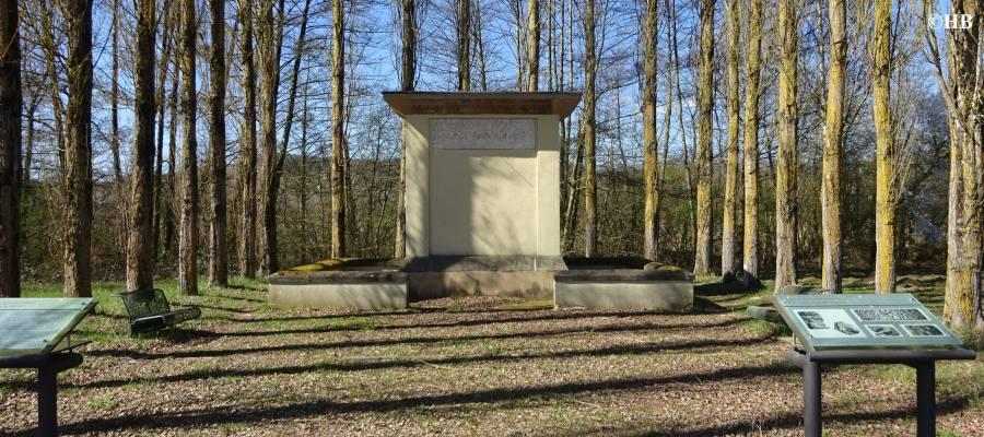 Römisches Grabmal in Remerschen