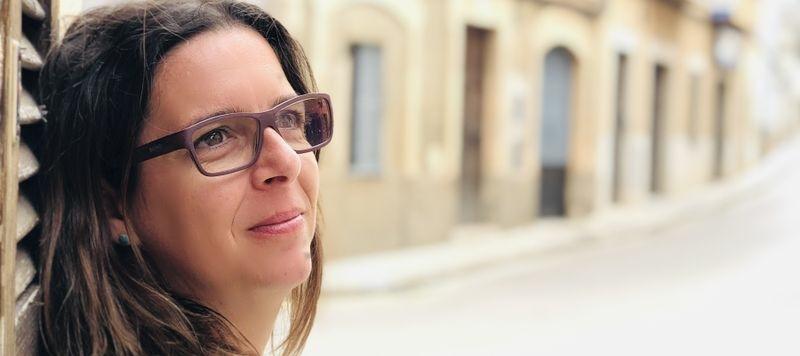 Reisegestalterin Nadine Breuer. Foto: privat