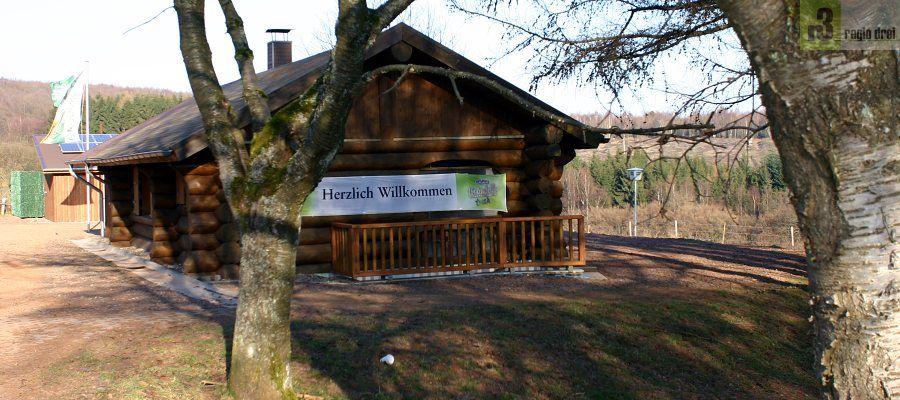 Die Hochwald-Alm in Wadrill im Saarland