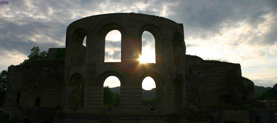 Römerbauten in Trier