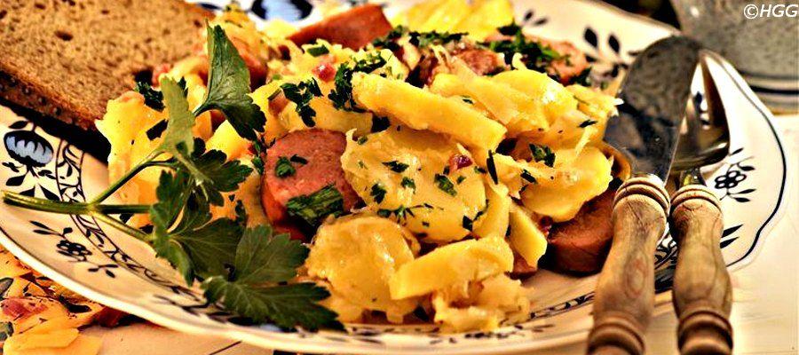 Elsässer Kartoffelsalat