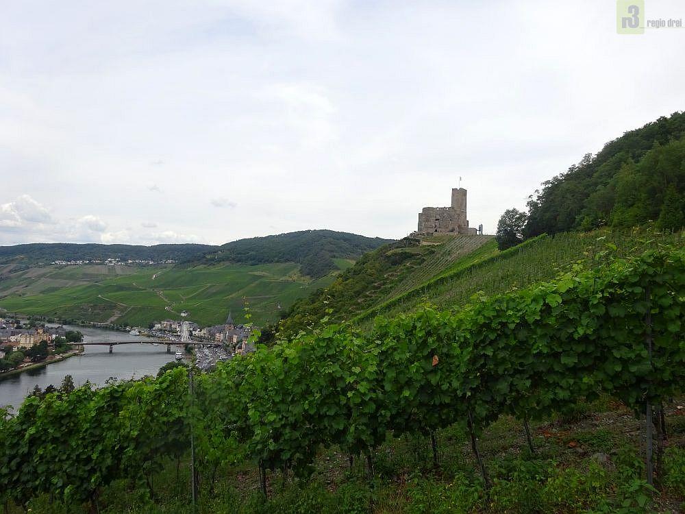 Wandern auf dem Moselsteig: Von Osann-Monzel nach Bernkastel-Kues