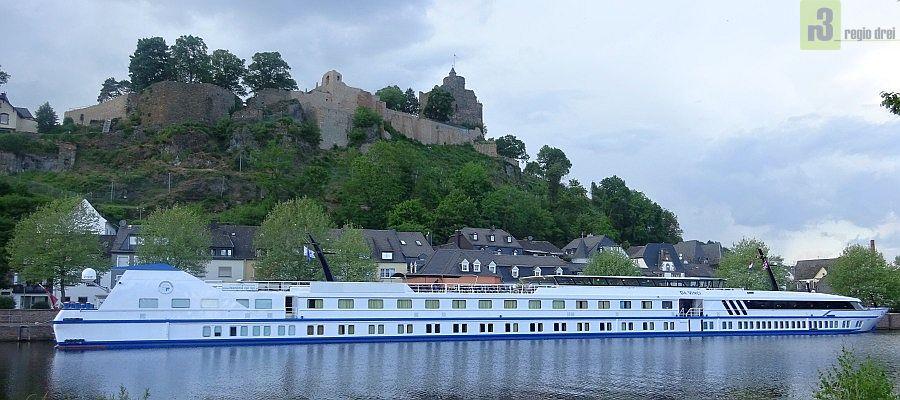 Burg Saarburg an der Saar