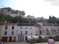 Chateau de Sierck les Bains.