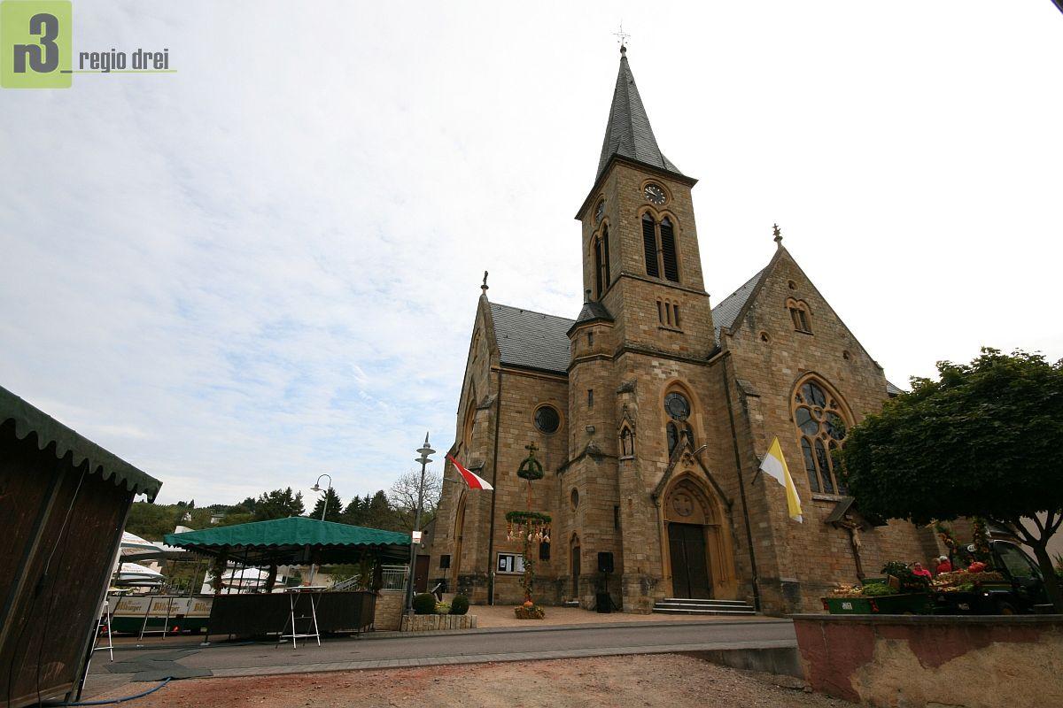 Pfarr- und Erntedankfest in Serrig