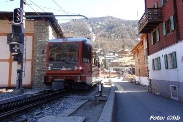 Die Gornergrat Bahn
