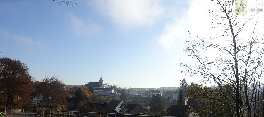 Blick auf St. Nikolaus im Warndt, Großrosseler Ortsteil mit rund 800 Einwohnern. Foto: ©hb/regiodrei