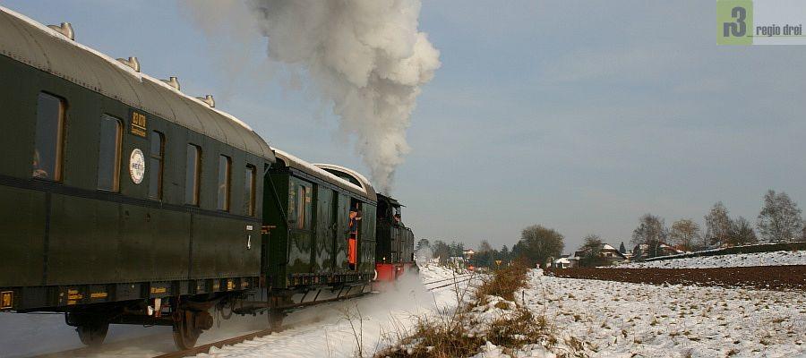 Museumseisenbahn Losheim am See
